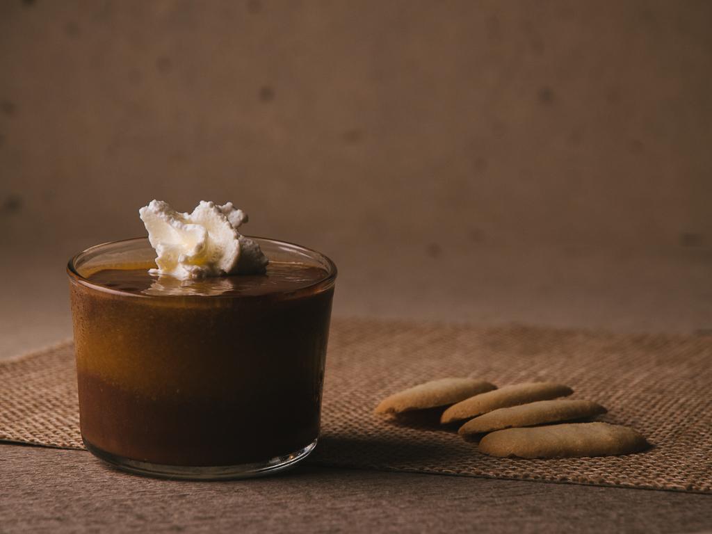 Eiweiß angereicherte Desserts