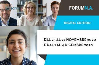 Forum Non Autosufficienza 2020.